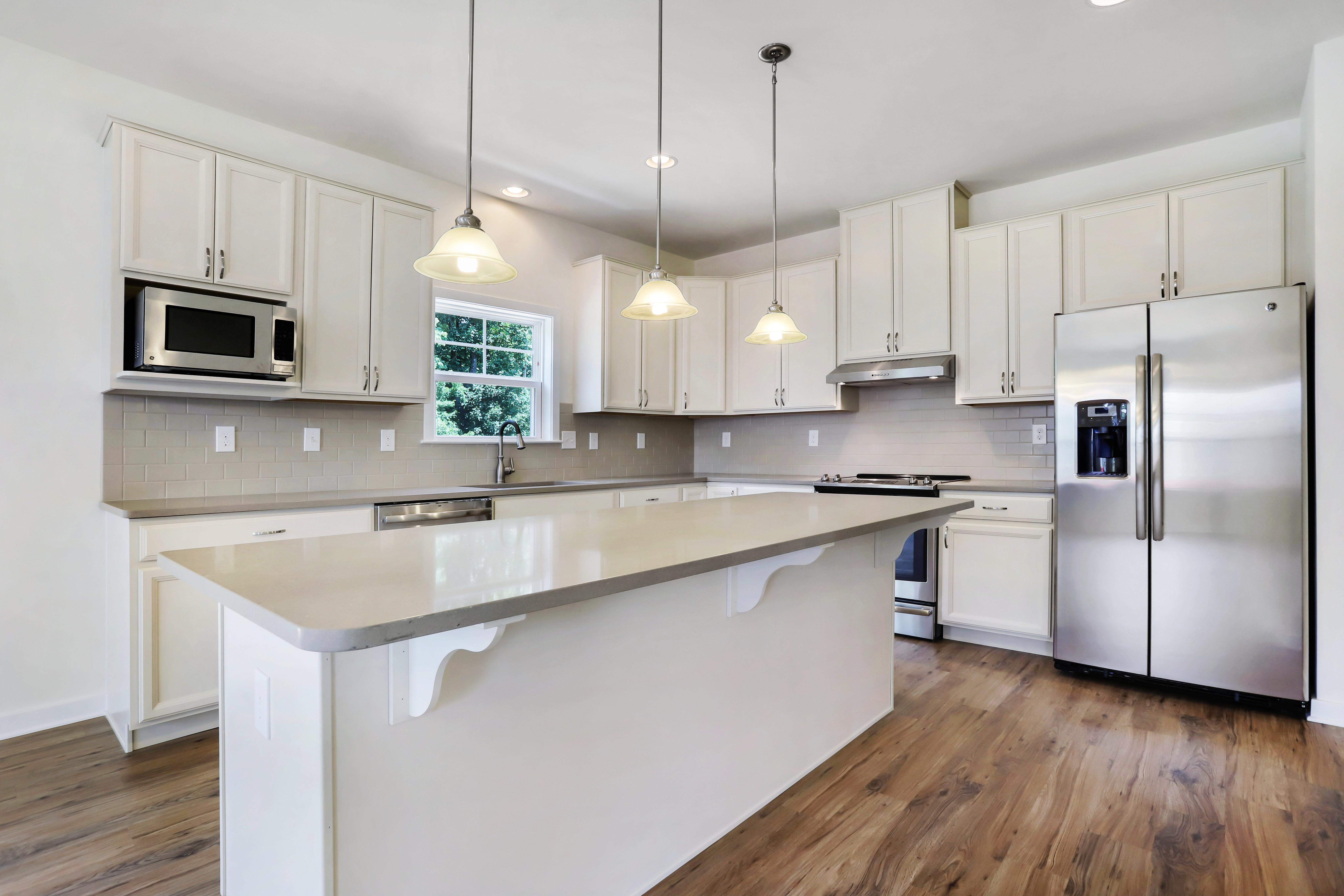 Kitchen featured in The Peyton By Panhandle Builders in Washington, WV