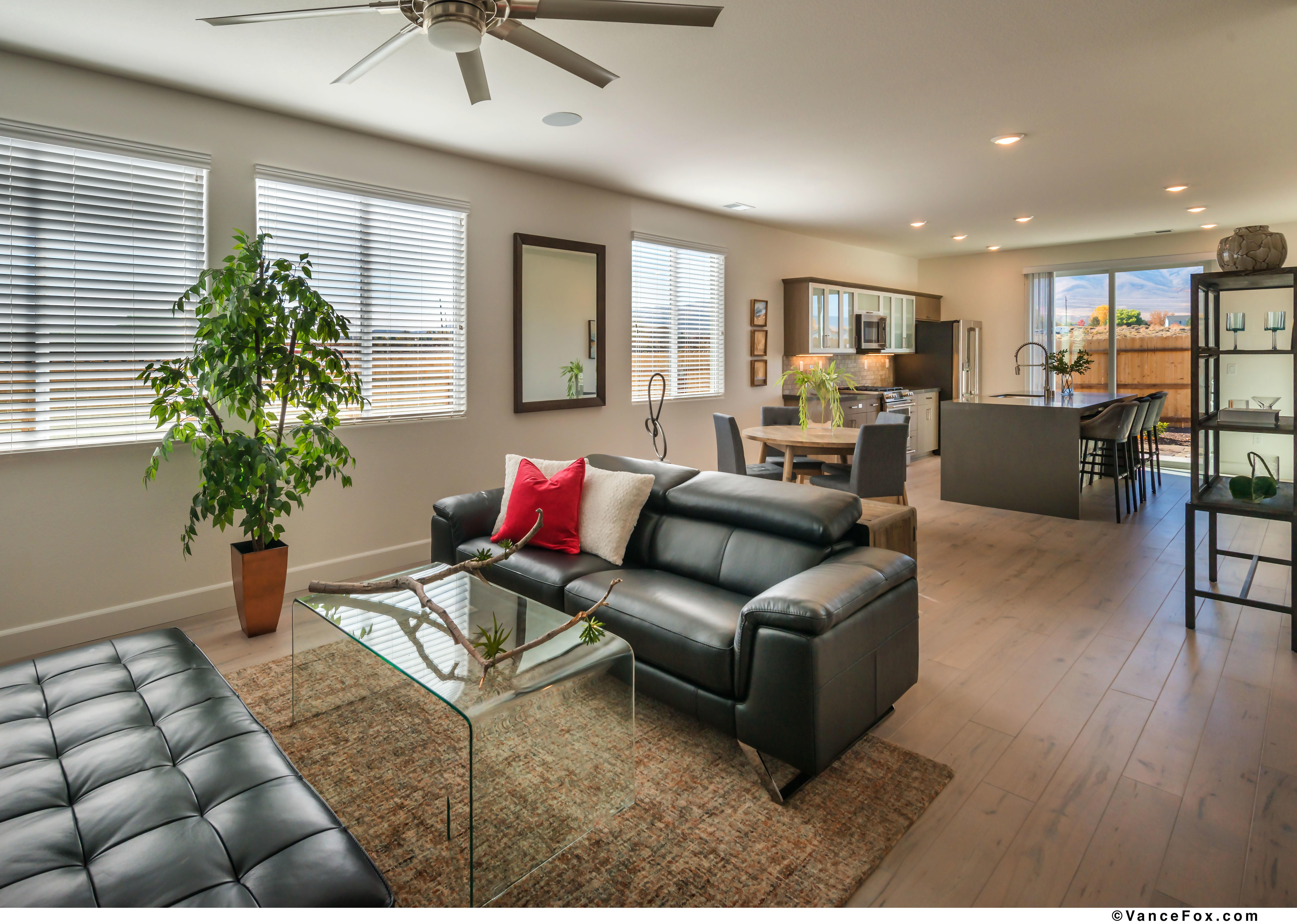 Living Area featured in The Tradition By Paradiso Communities in Reno, NV