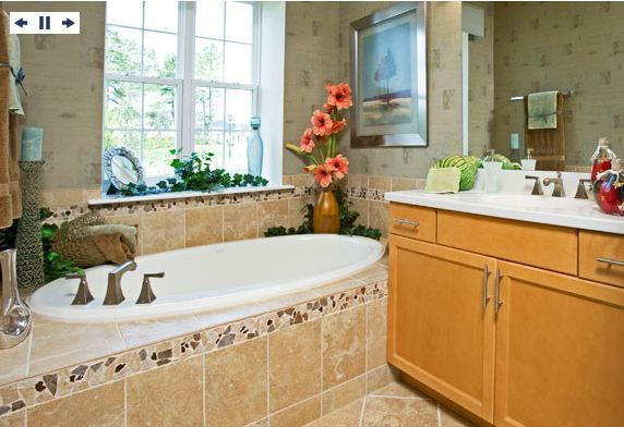 Bathroom featured in the Capri By Paramount Homes in Ocean County, NJ