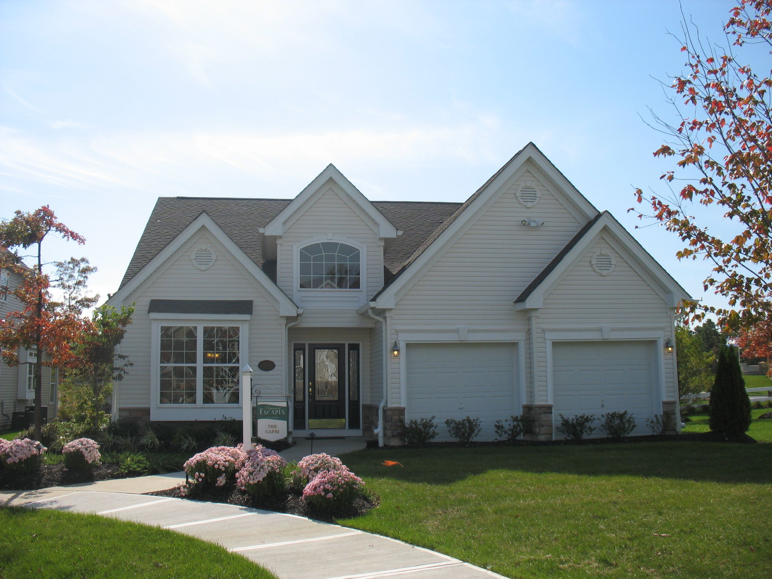 Exterior featured in the Capri By Paramount Homes in Ocean County, NJ