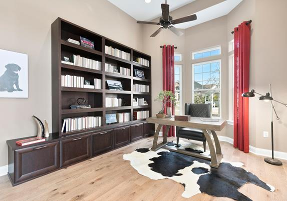 Living Area featured in the Monte Carlo By Paramount Homes in Ocean County, NJ