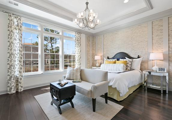 Bedroom featured in the Portofino By Paramount Homes in Ocean County, NJ