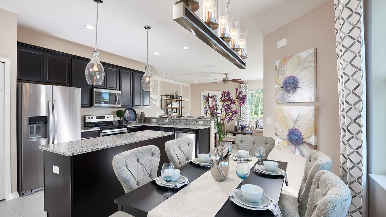 Kitchen featured in the Reagan By Park Square Residential in Tampa-St. Petersburg, FL