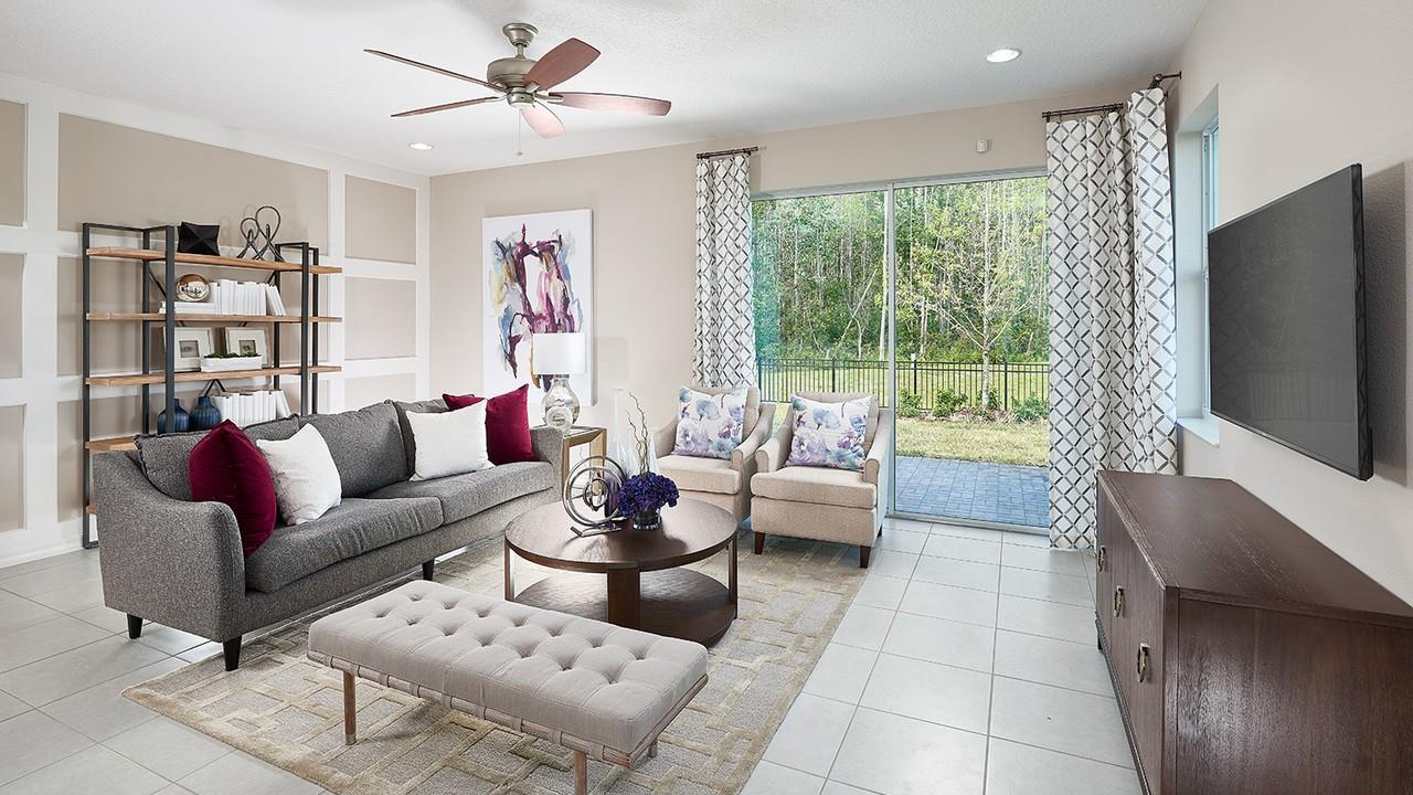 Living Area featured in the Reagan By Park Square Residential in Tampa-St. Petersburg, FL