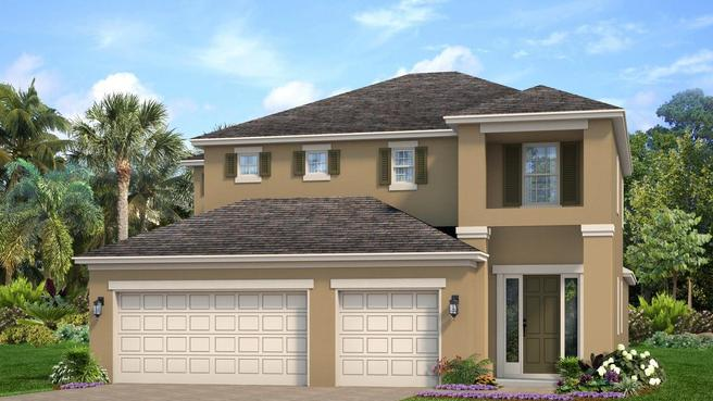 Lot 105   2844 Florida Bay Drive (Naples)
