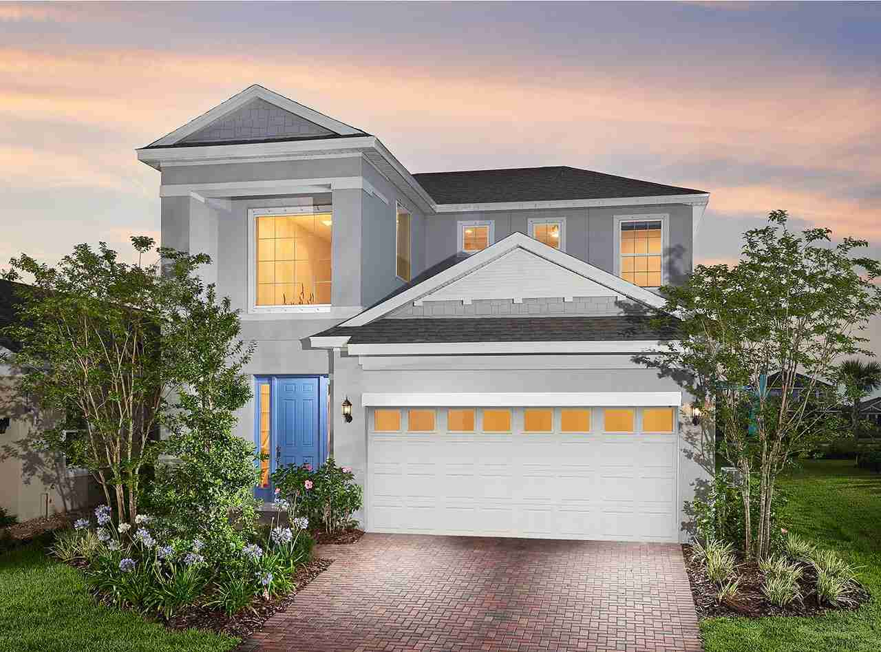 Waterset Seville Model Home