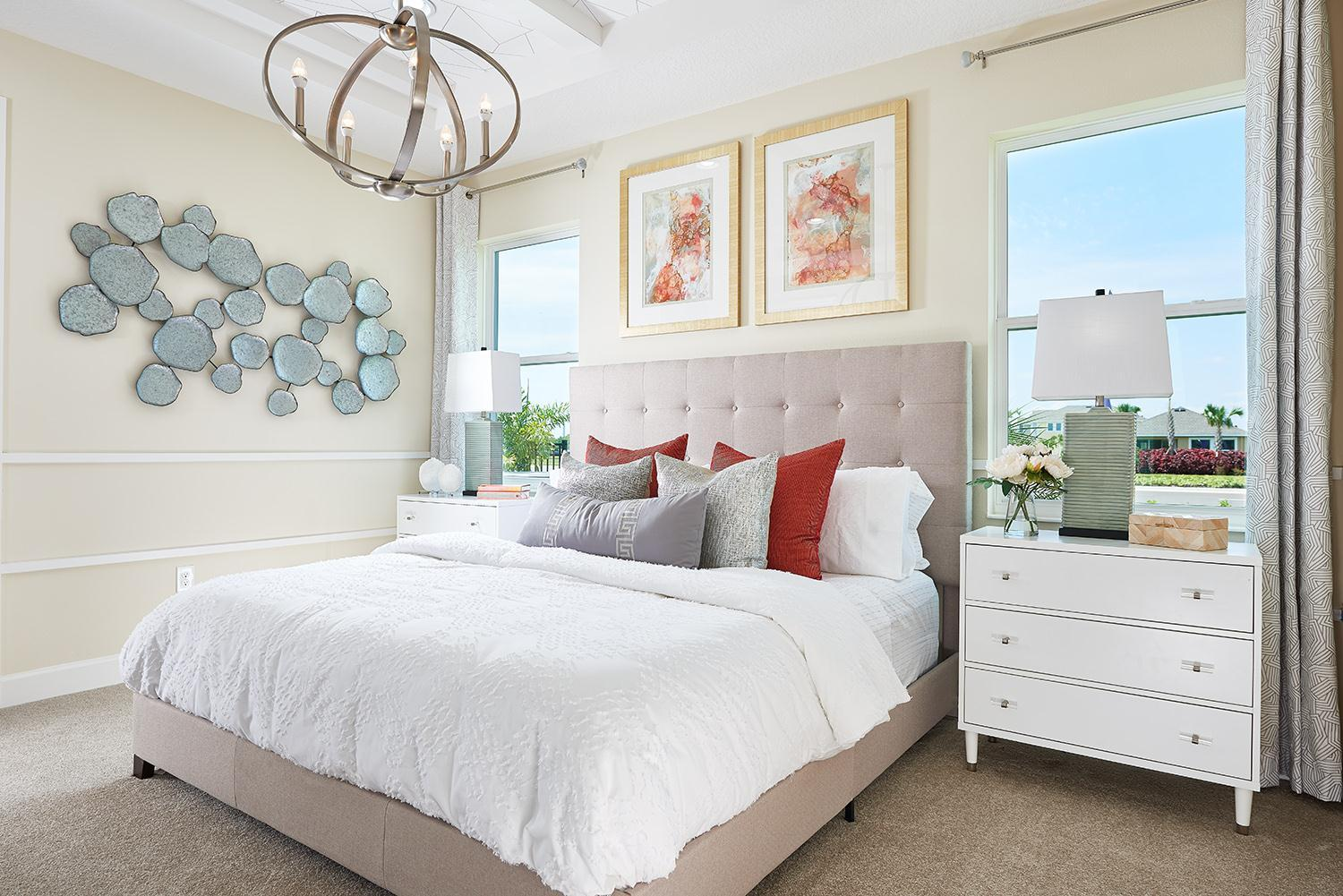 Bedroom featured in the Seville By Park Square Residential in Tampa-St. Petersburg, FL