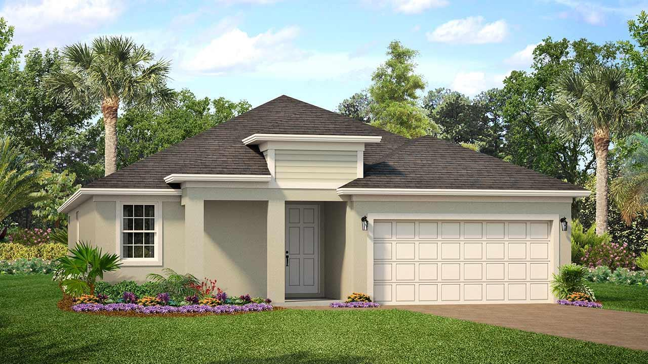 Exterior featured in the Margate II By Park Square Residential in Lakeland-Winter Haven, FL