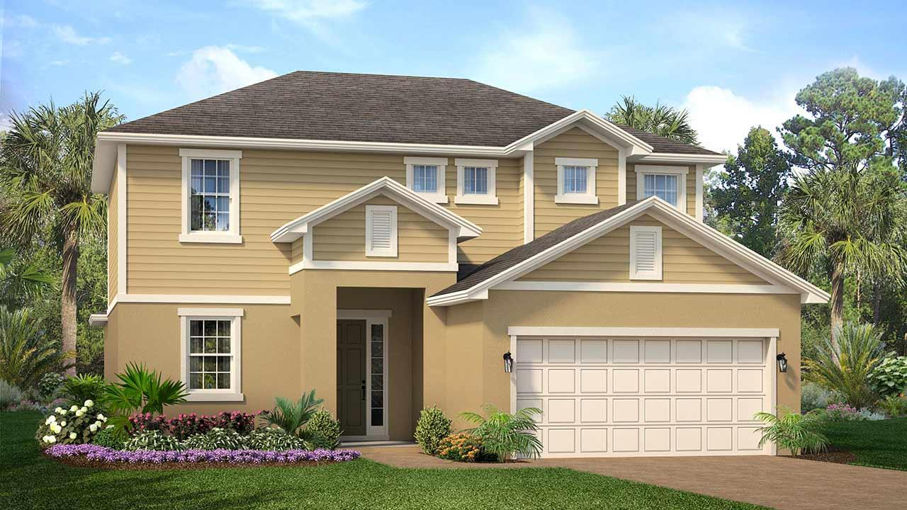 Exterior featured in the Pembroke By Park Square Residential in Daytona Beach, FL