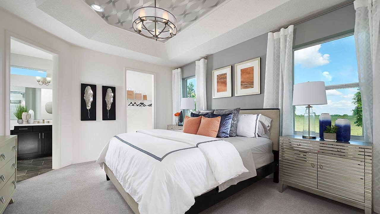 Bedroom featured in the Margate II By Park Square Residential in Lakeland-Winter Haven, FL