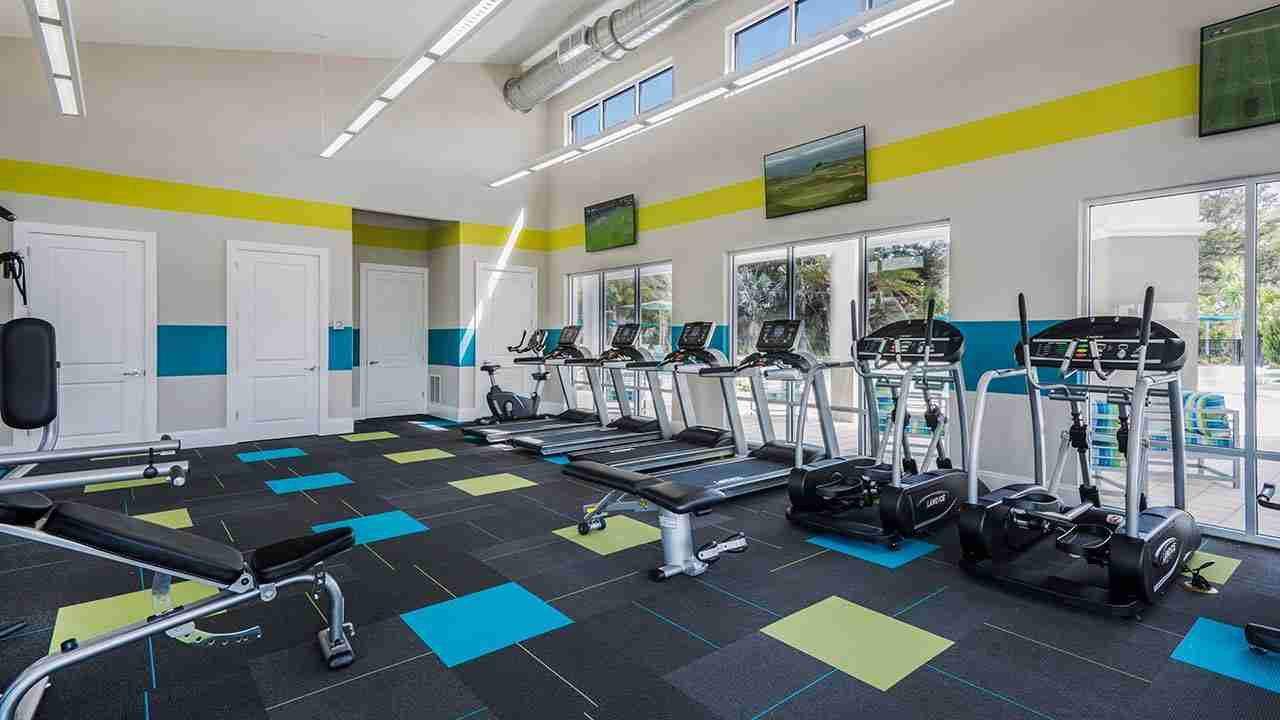 Veranda Palms Fitness Center