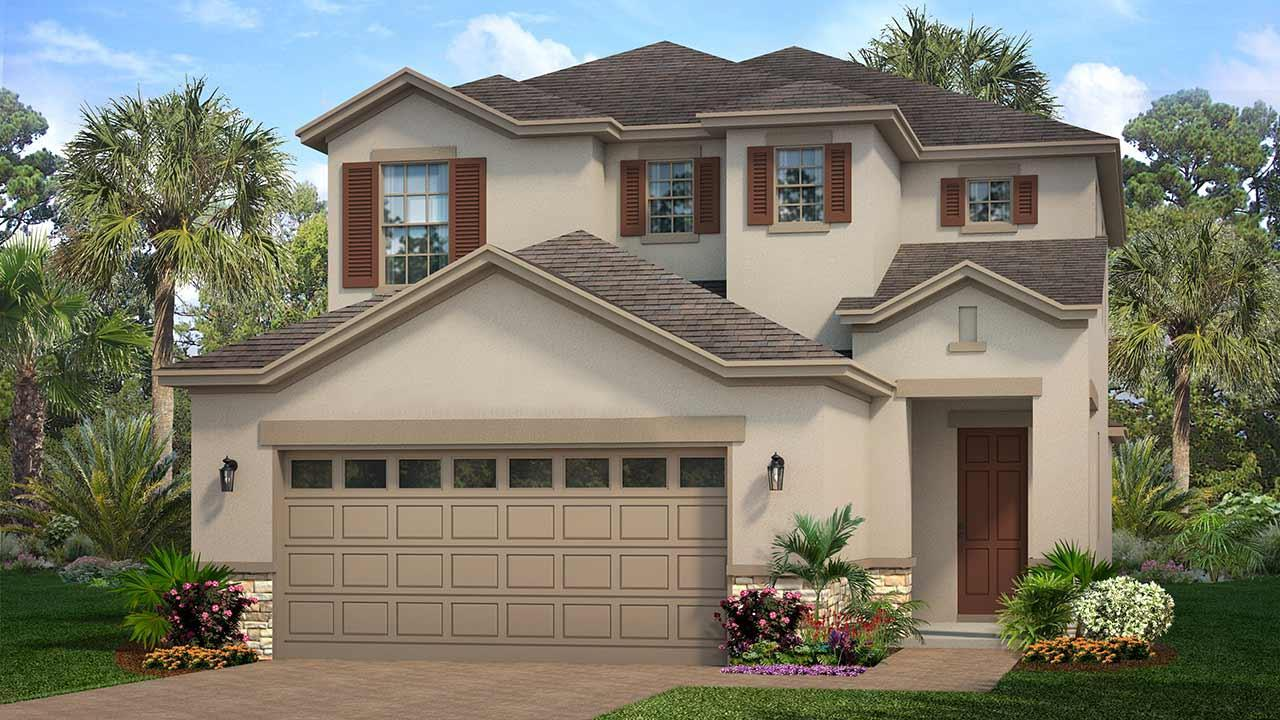 Exterior featured in the Barcelona By Park Square Residential in Tampa-St. Petersburg, FL