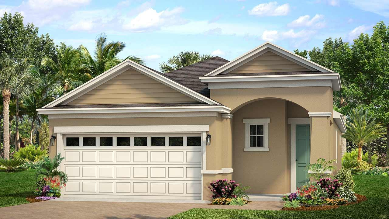 Exterior featured in the Mendoza By Park Square Residential in Tampa-St. Petersburg, FL