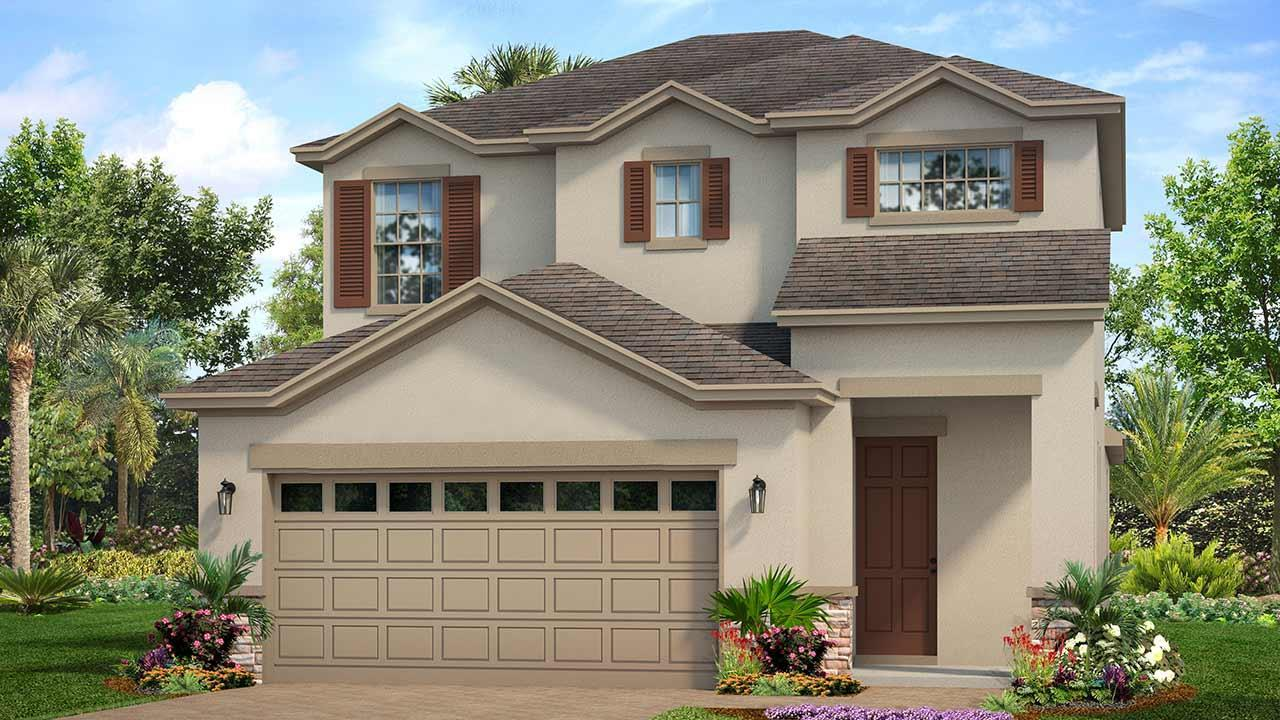 Exterior featured in the Sorrento By Park Square Residential in Tampa-St. Petersburg, FL