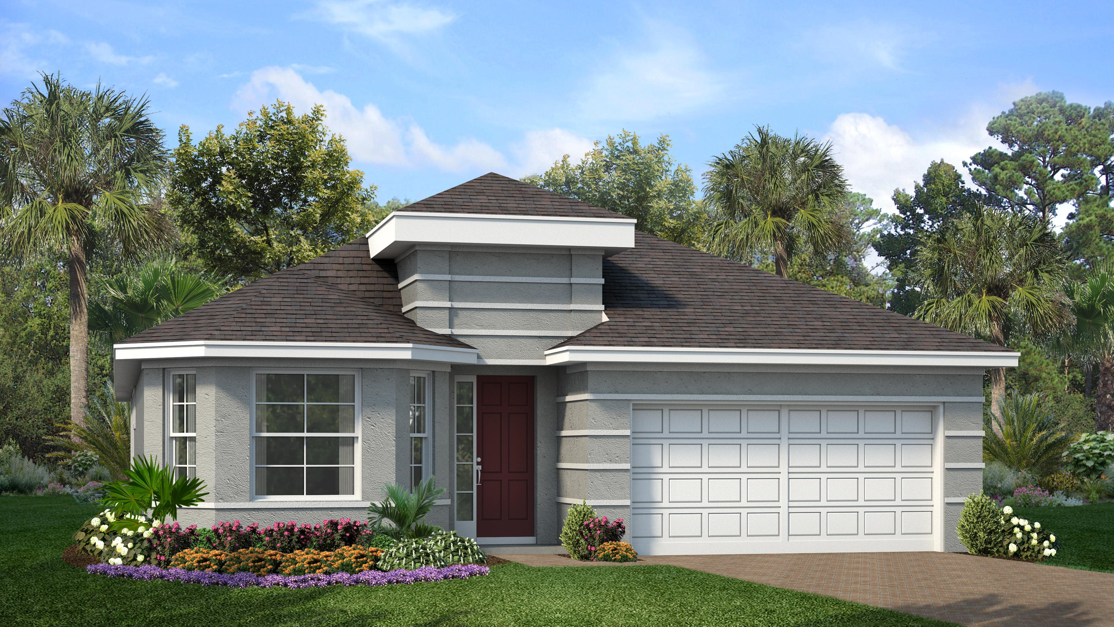 Exterior featured in the Hampton By Park Square Residential in Lakeland-Winter Haven, FL