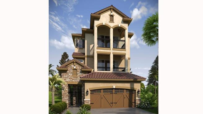 lot  26   7665 Toscana Blvd (Summit A)