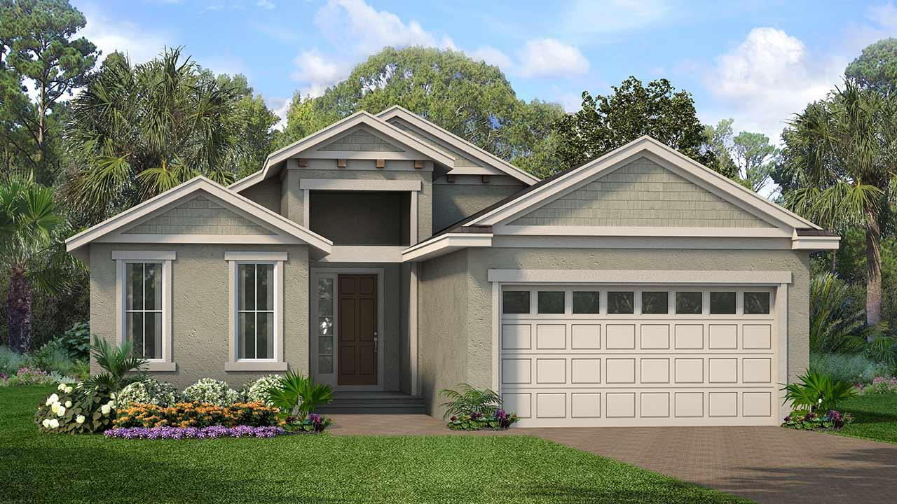 Exterior featured in the Augustine  By Park Square Residential in Lakeland-Winter Haven, FL