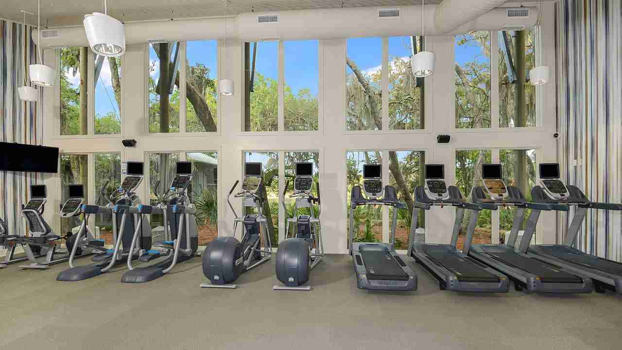 The Lakehouse Fitness Center