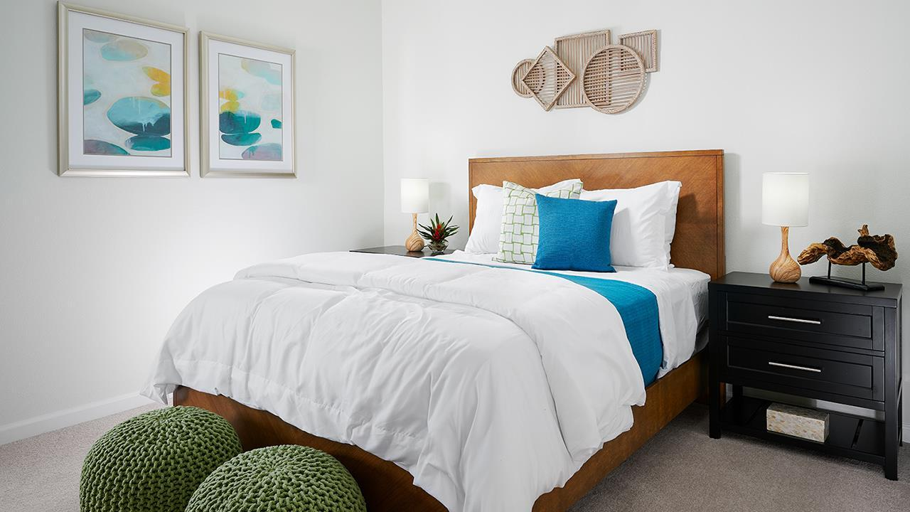 Bedroom featured in the San Clemente By Park Square Resort in Orlando, FL