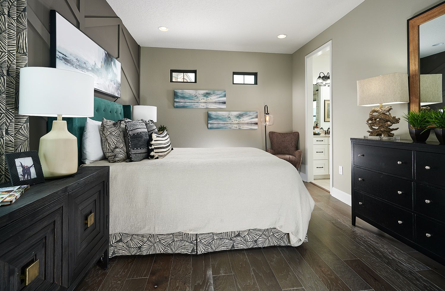 Bedroom featured in the Summit B By Park Square Residential in Orlando, FL
