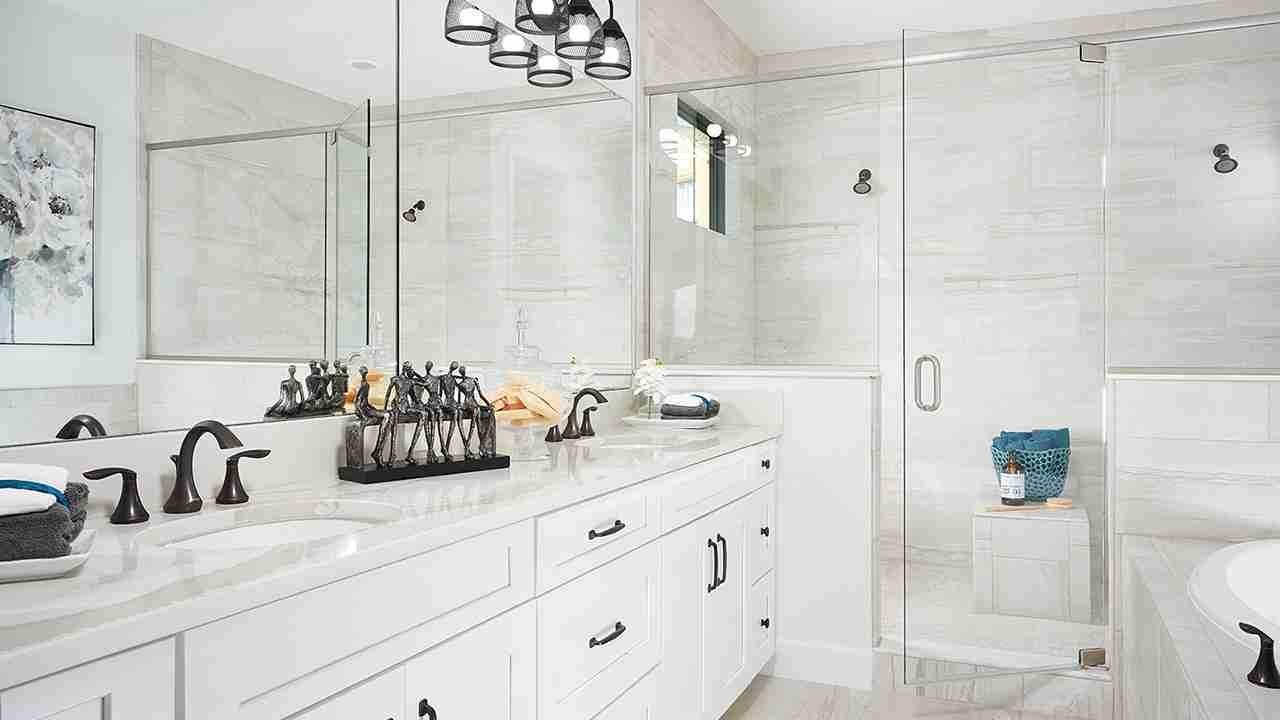 Toscana Owner's Bath