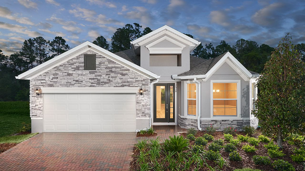 Hampton Model Home