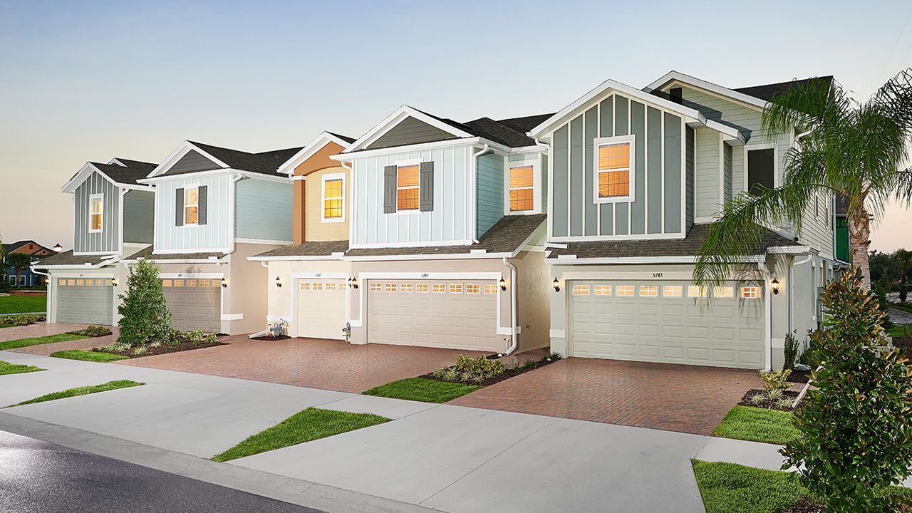 Front Load Townhomes
