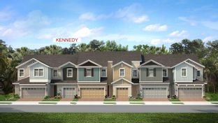 Kennedy - Wyndrush Creek: Wesley Chapel, Florida - Park Square Residential