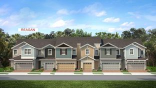 Reagan - Wyndrush Creek: Wesley Chapel, Florida - Park Square Residential