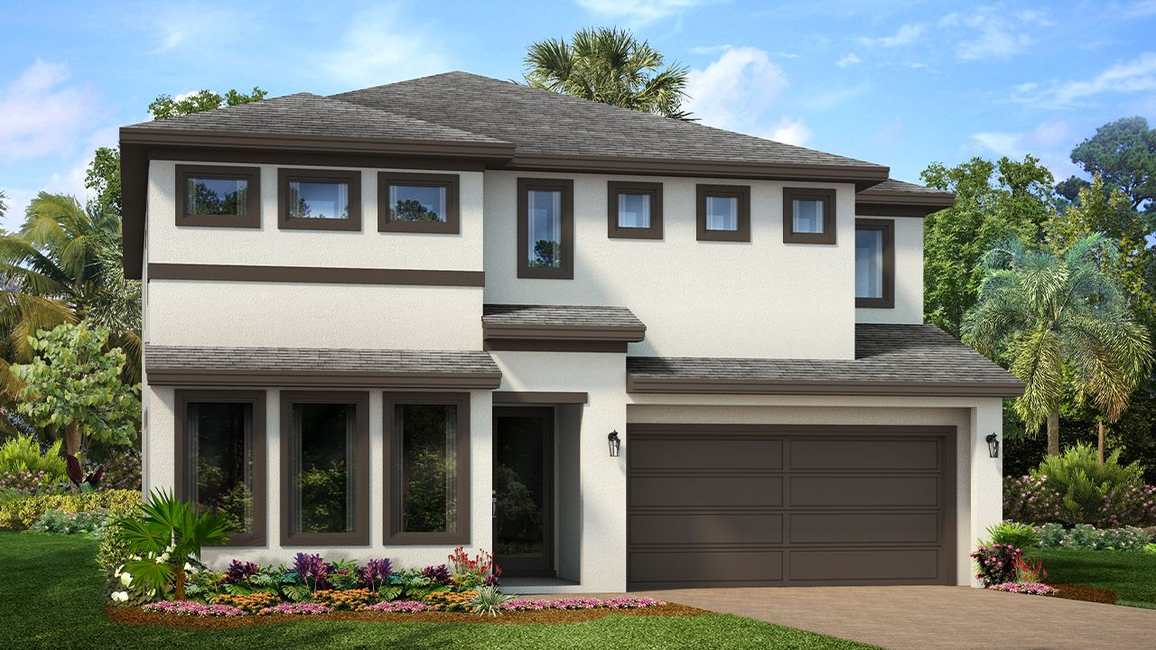 Exterior featured in the Monterey By Park Square Resort in Orlando, FL