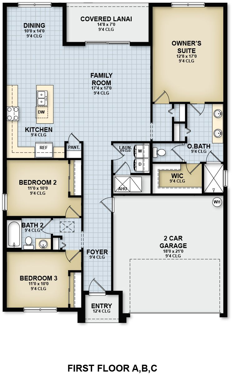 Evolve Home Plan By Park Square Residential In Tarpon Bay