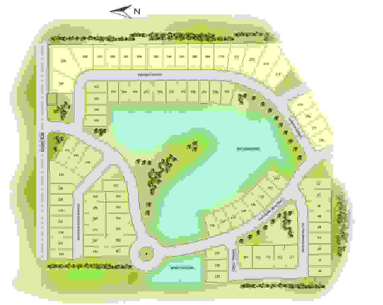 Phase II Sitemap
