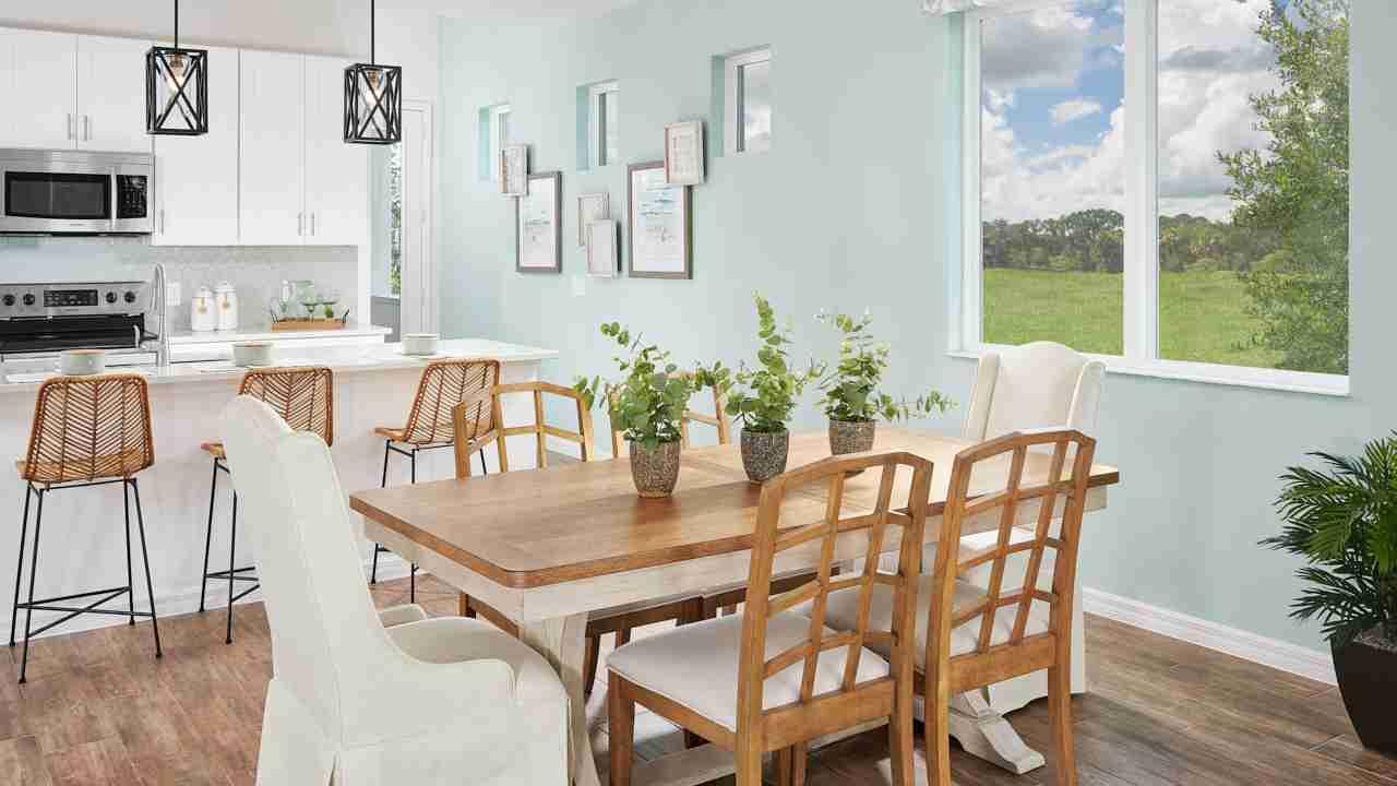 Atlantic - Dining Room