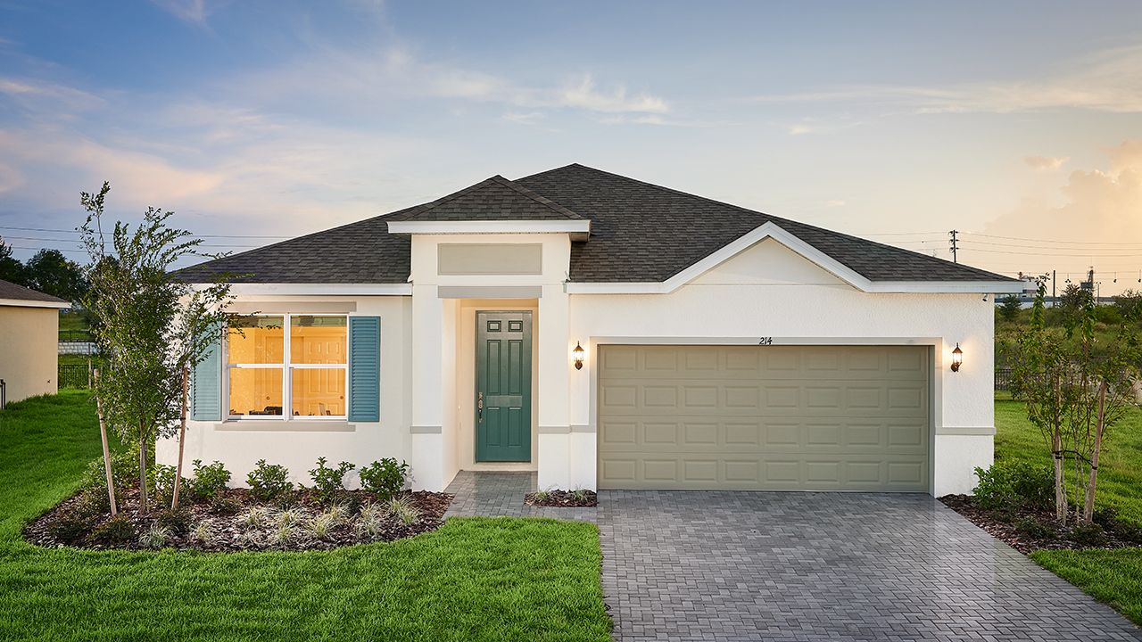 New Homes in Haines City, FL