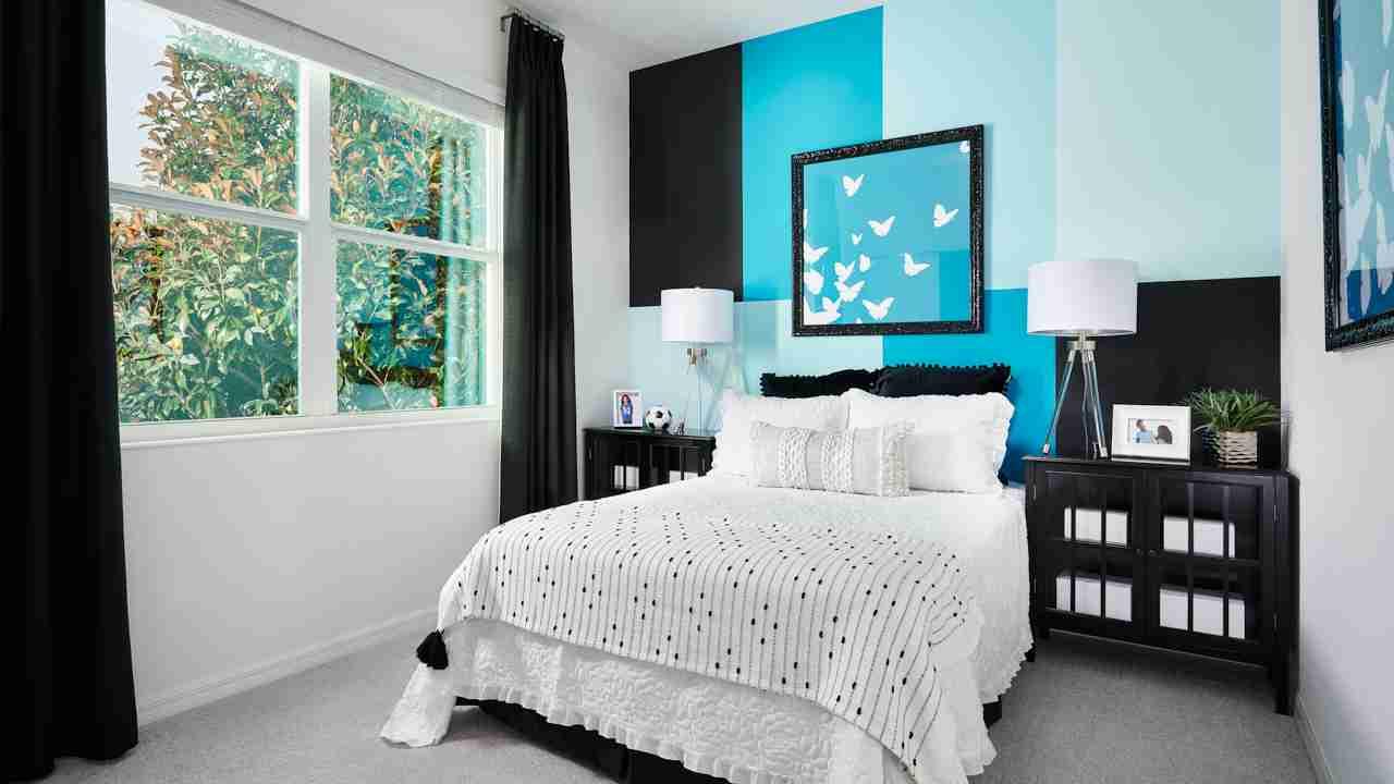 Evolve Bedroom