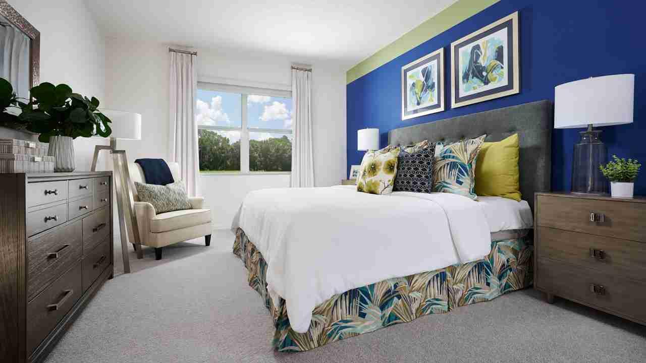 Evolve Master Bedroom