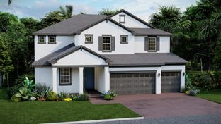 Redwood - Parkdale Place: Oviedo, Florida - Park Square Residential