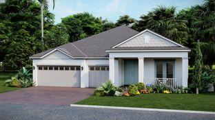Teton - Parkdale Place: Oviedo, Florida - Park Square Residential