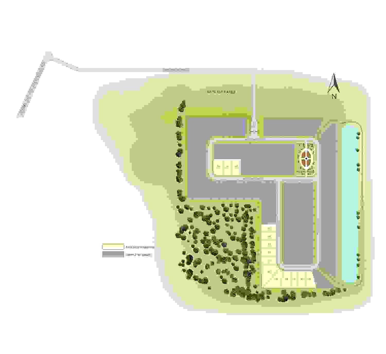 Parkdale Place Community Sitemap