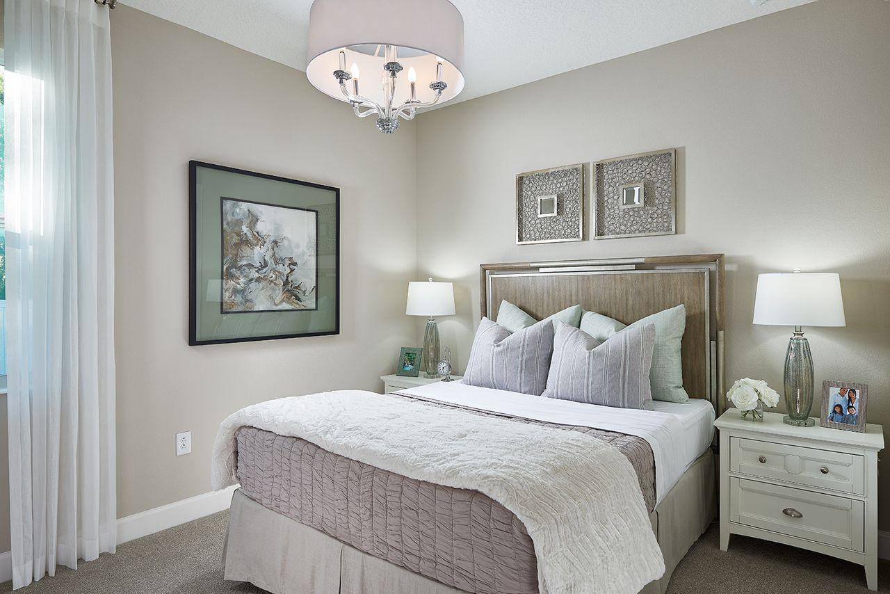 Teton Model - Bedroom 2