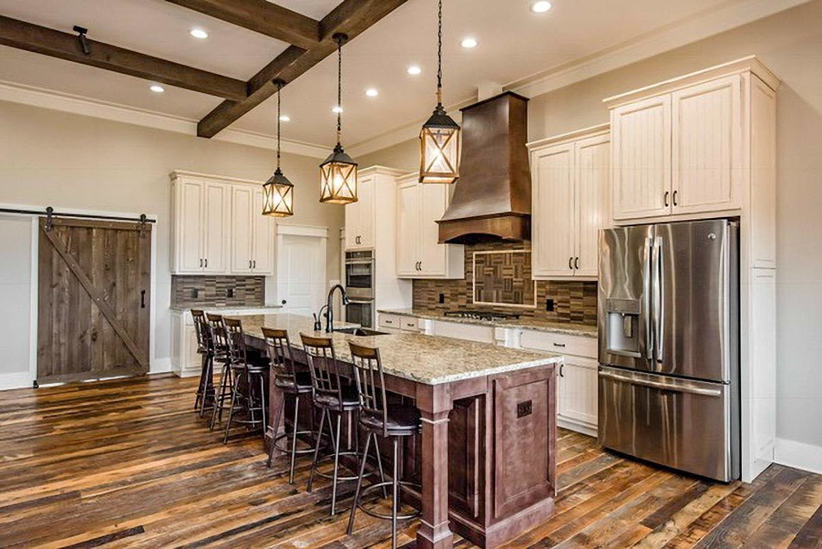 Kitchen featured in the Craftsman By Parker Rose Custom Homes in Morgantown, WV