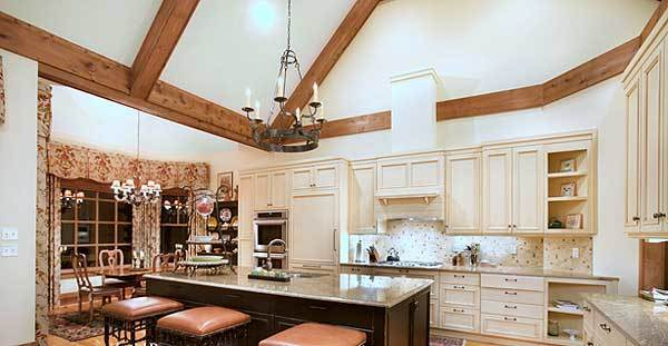Kitchen featured in the Cottage By Parker Rose Custom Homes in Morgantown, WV