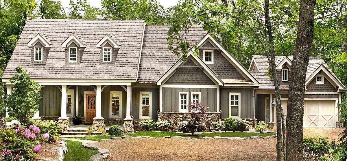 Exterior featured in the Cottage By Parker Rose Custom Homes in Morgantown, WV
