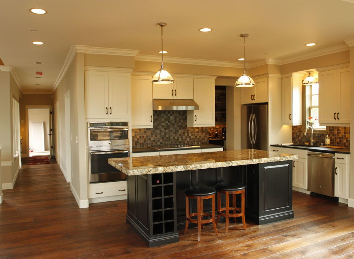 Kitchen featured in the Mountain Rancher By Parker Rose Custom Homes in Morgantown, WV