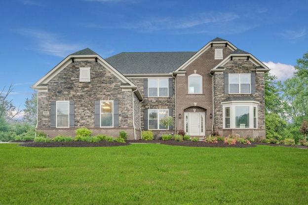 Exterior:Berkley Model Home