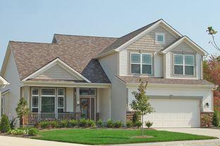 Saratoga Villa - Siedel's Landing Villas: Strongsville, Ohio - Parkview Custom Homes