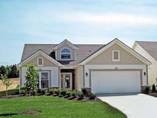 Tuscany Villa - Siedel's Landing Villas: Strongsville, Ohio - Parkview Custom Homes