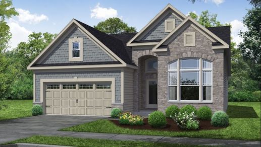 Exterior featured in The Hamilton By Parkview Custom Homes  in Cleveland, OH