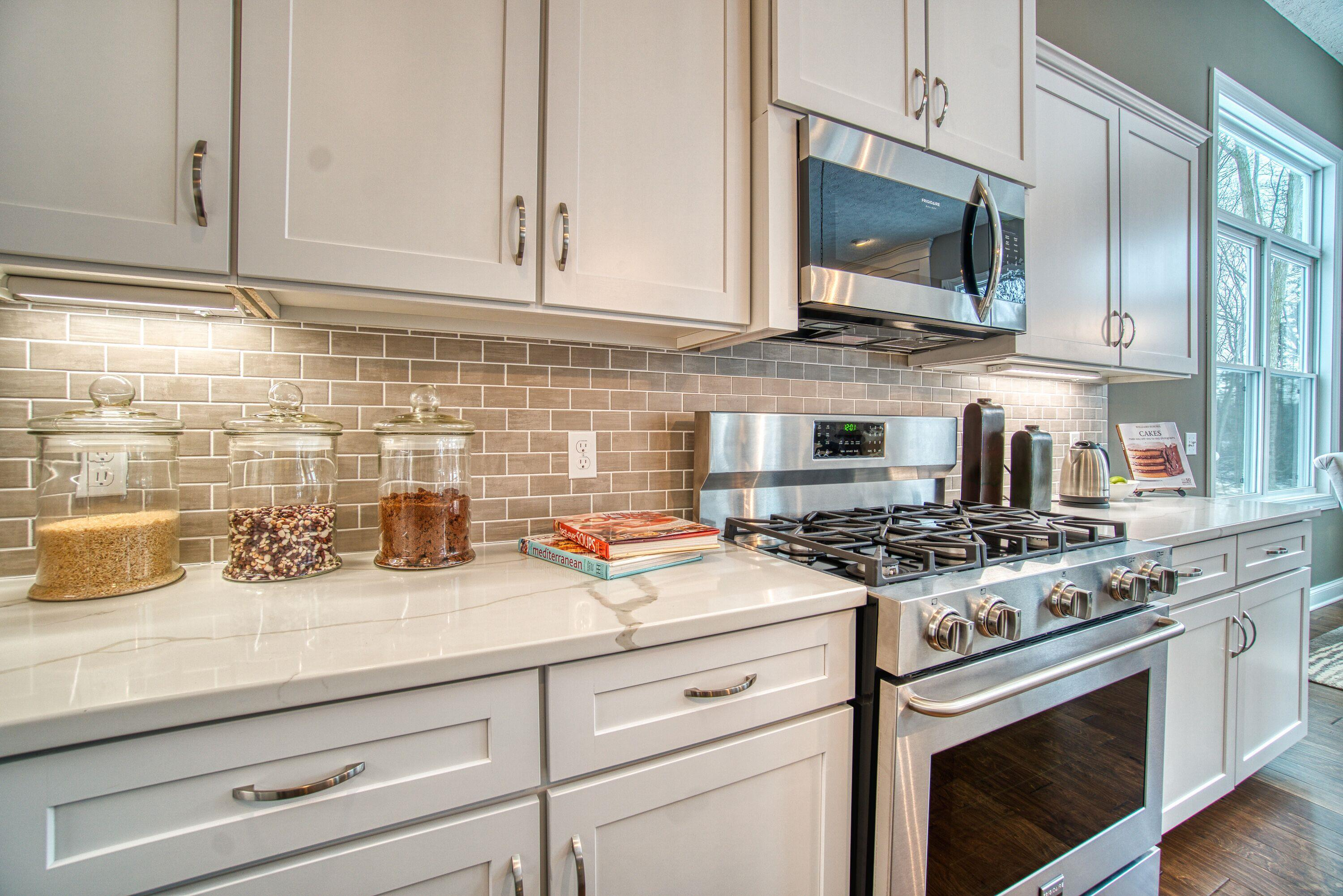 Kitchen featured in The Hamilton By Parkview Custom Homes  in Cleveland, OH