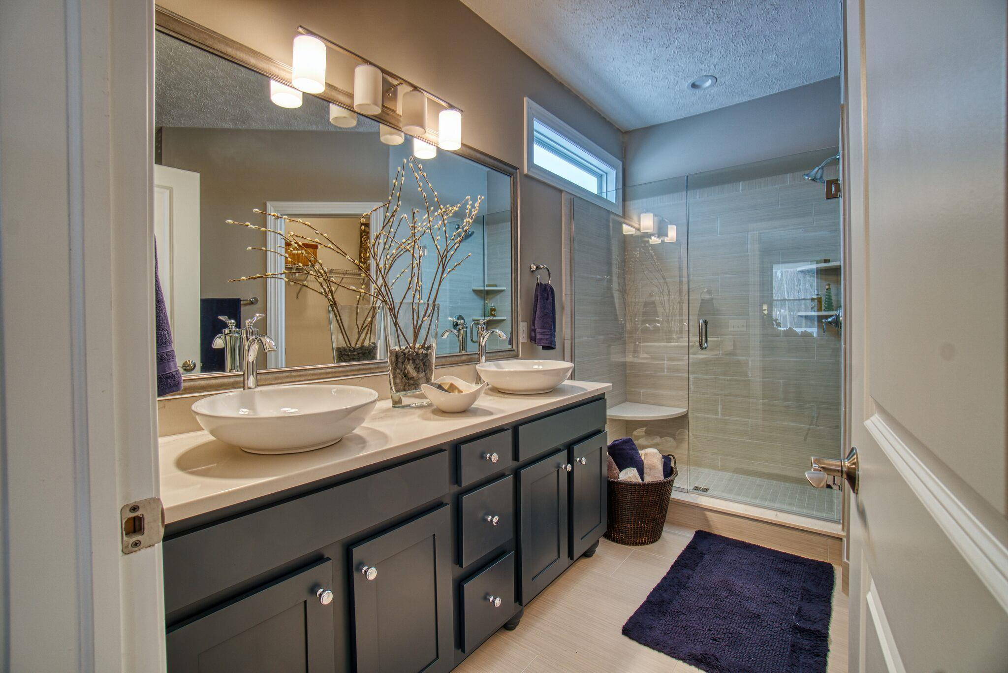 Bathroom featured in The Hamilton By Parkview Custom Homes  in Cleveland, OH